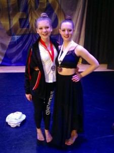 2nd Overall Teen Duo/Trio